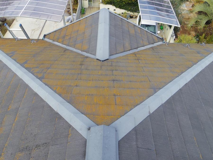 宇都宮市K様、屋根