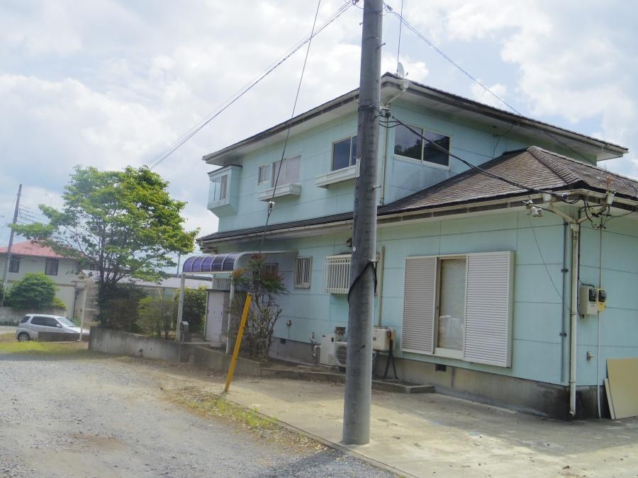 益子町S様邸、外観