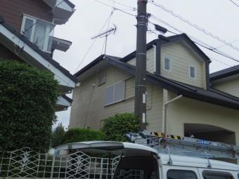 野木町F様、台風、火災保険