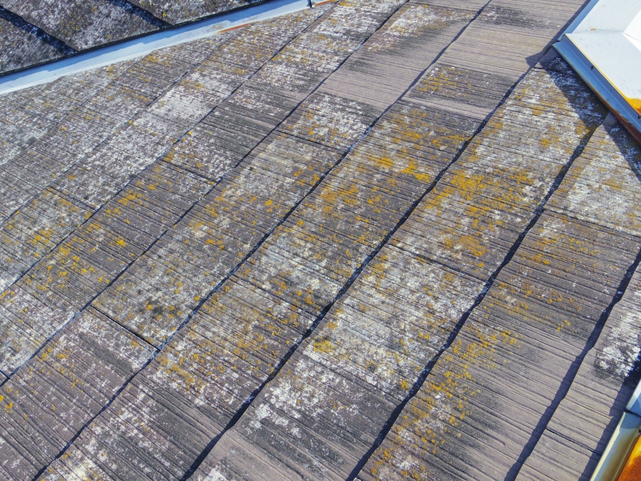 那須塩原市y様、屋根の状況