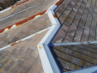 那須塩原市y様屋根塗装