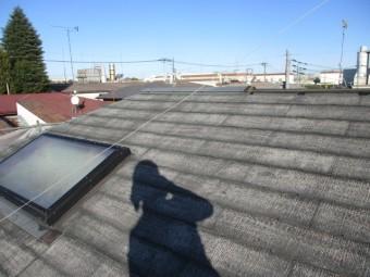 撤去前の天窓の状態です