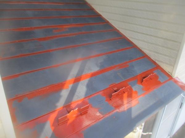 1階の刷毛塗装が終了しました