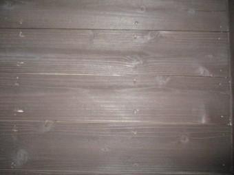 下塗り乾燥後の外壁面の状態です