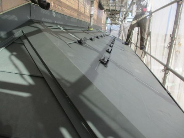 真岡市の屋根葺き替え工事と外壁塗装工事が完工しました。