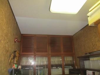 天井を復元しました