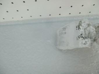 外壁塗装の補修中です