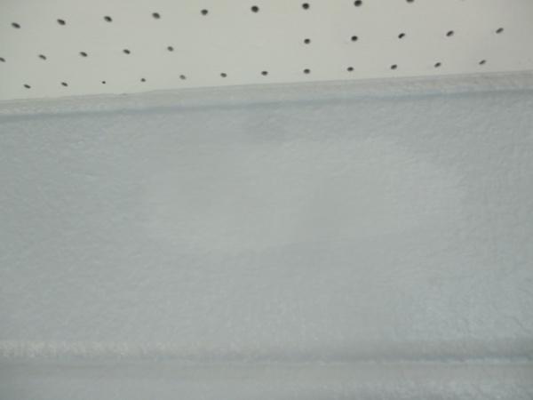 外壁塗装の補修が終了しました
