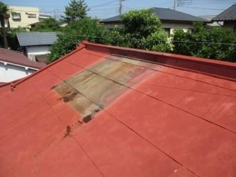 太陽熱温水器を移動しました