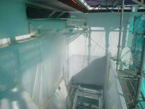 小山市でアレスダイナミックTOPを使いサイディングの塗装をしました