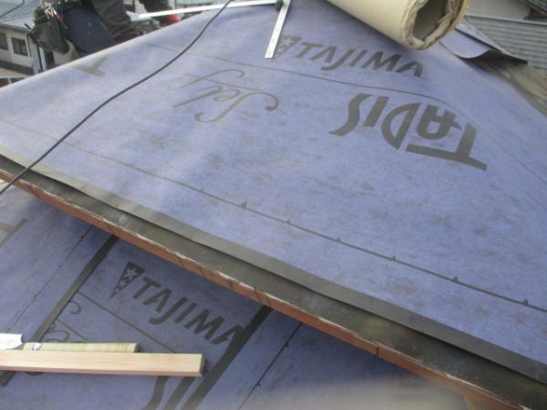 造作前の越屋根の状態です