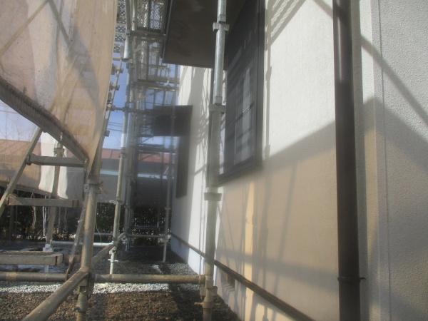 施工前の外壁の状態です