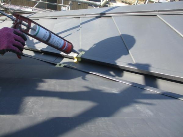 宇都宮市で屋根カバー工事と屋根塗装工事が完工しました。
