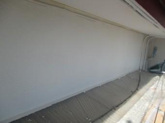 外壁塗装が終了しました