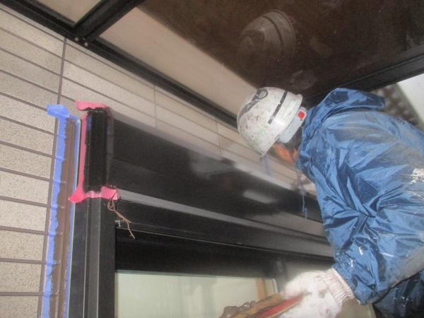 宇都宮市でシーリング打ち替え外壁クリア塗装工事が完工です。