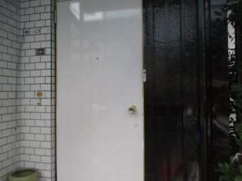 外壁塗装、完工