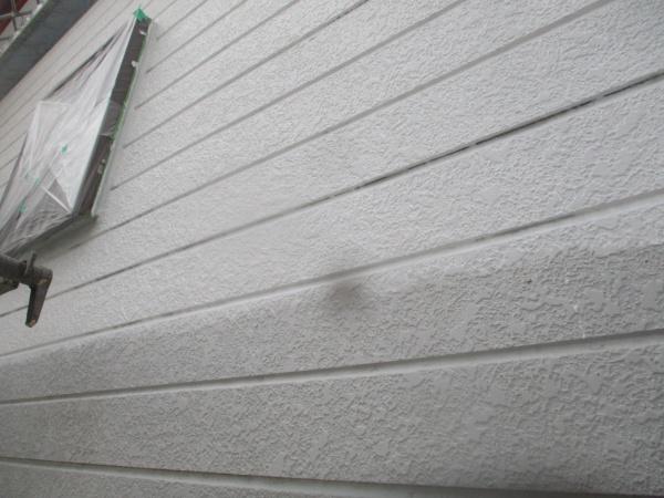 2階部分の外壁下塗りが終了しました